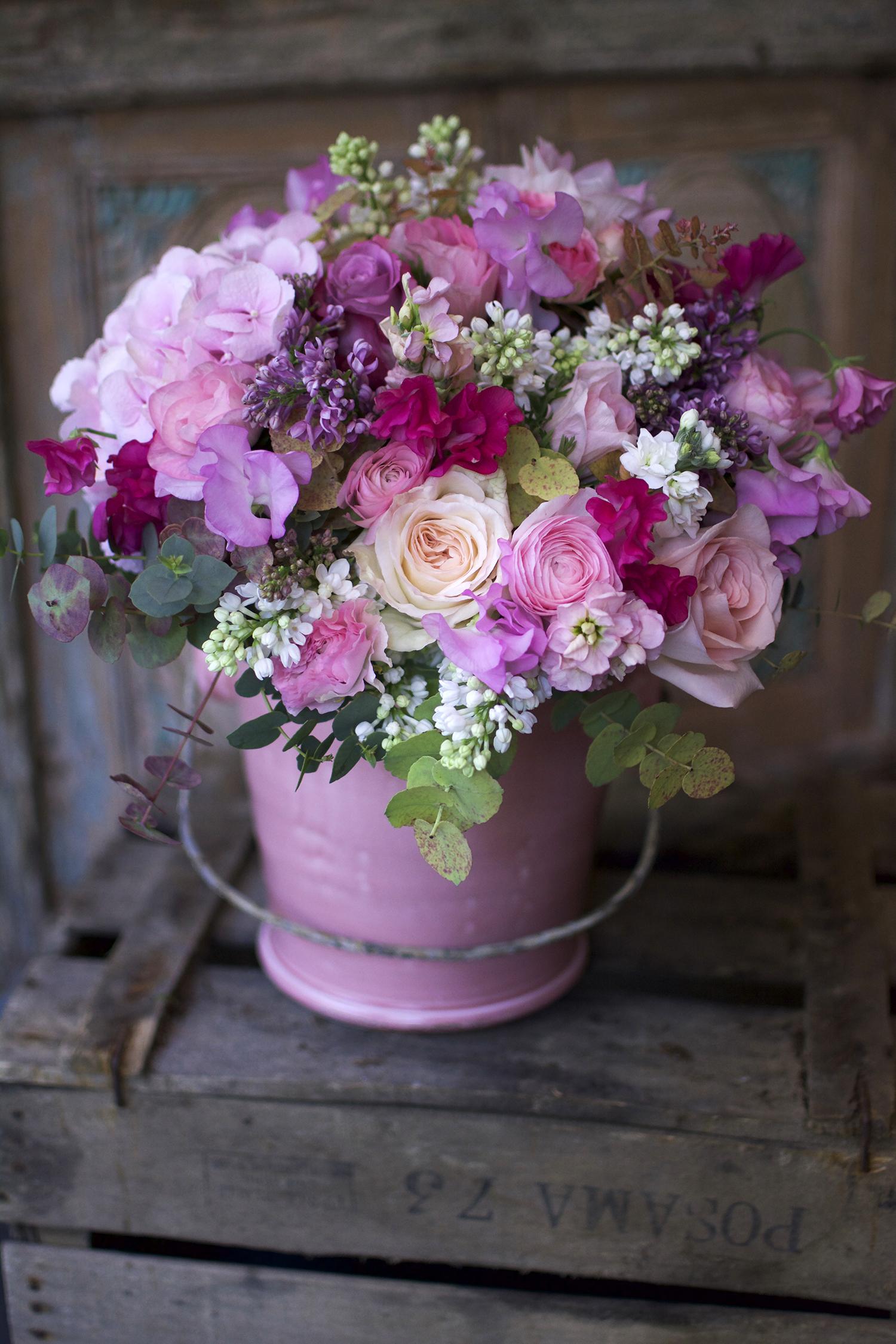 Les Roses By Claire La Joie Des Fleurs