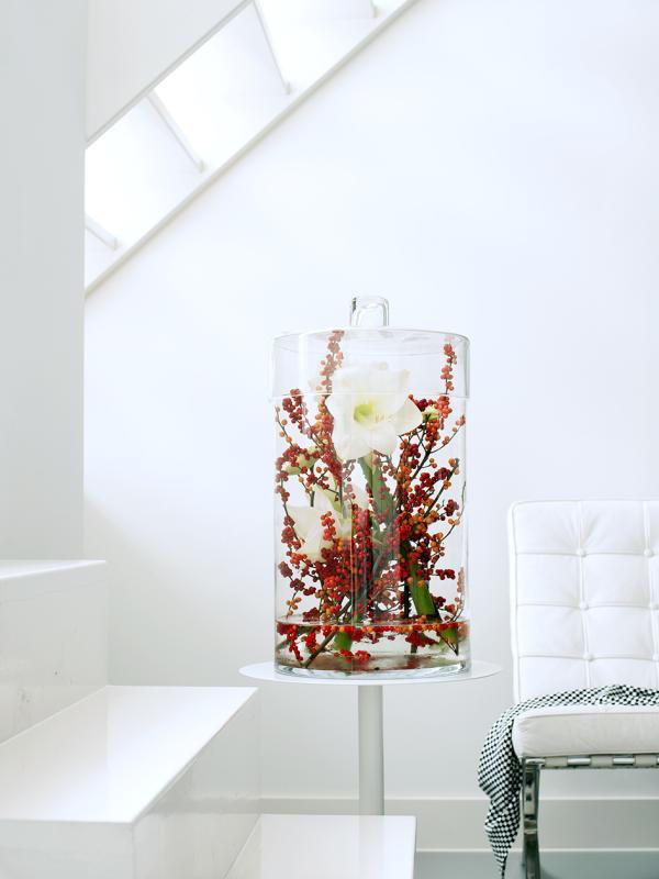 Inspiration de bouquets avec l'amaryllis Lajoiedesfleurs.fr