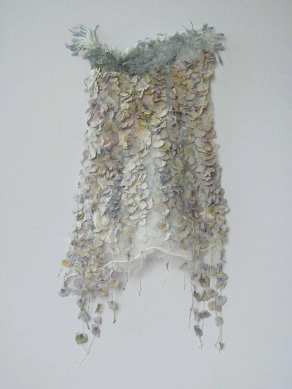 La romantique Hydrangea Dress de l'artiste Catherine Latson