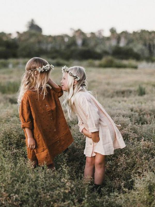 Enfants à fleurs Lajoiedesfleurs.fr